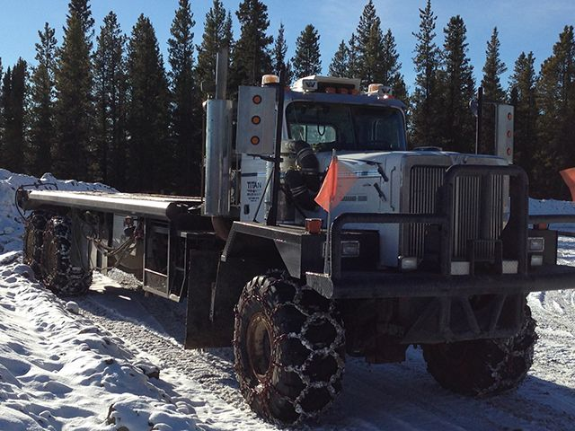 6X6 BED WINTER TIRES